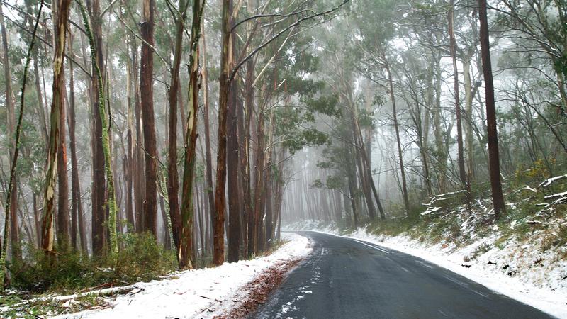 Road to Kiandra